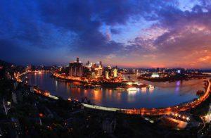 国家中心都市・重慶の調査