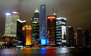 近代都市上海での調査