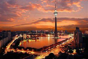 主要都市天津の調査